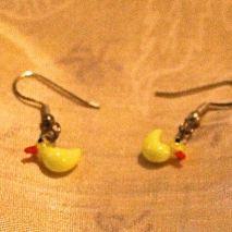 Glassy duckies $5